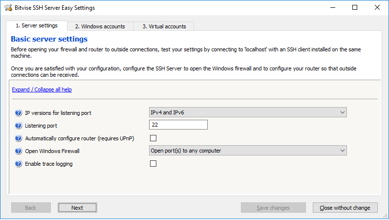 Configuring an SFTP server on Windows Server - The Dummy Programmer