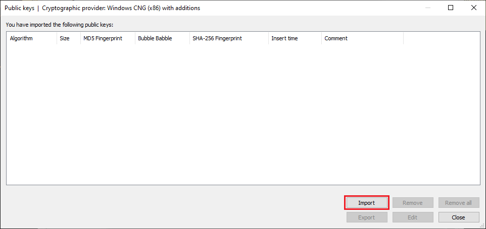 SSH Server Control 3